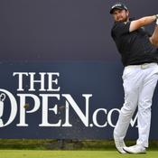 Open britannique : Lowry leader record face aux Anglais, Langasque s'accroche