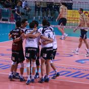 Tours Volley-Ball-Paris Volley