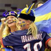 France-Suède Ibrahimovic