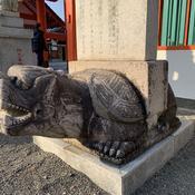 Yatsushiro temple de Myoken