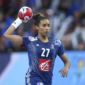 Estelle Nze Minko, la nouvelle star du hand français