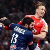 Golden League : les Bleus terminent en demi-teinte contre le Danemark