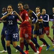 Les Bleues qualifiées pour Rio 2016