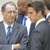 Denis Masseglia et Tony Estanguet