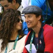 Natation - Matthew McConaughey