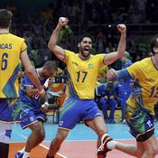 Demi-finale Russie-Brésil