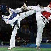 L'argent pour Niaré en finale du taekwondo