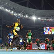 Usain Bolt intouchable
