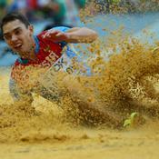 Aleksandr Menkov (25 ans, athlétisme)