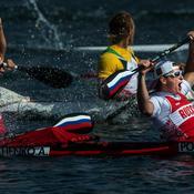 Alexander Dyachenko (26 ans, canoë-kayak)