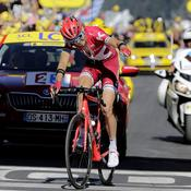 Ilnur Zakarin (26 ans, cyclisme)