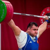 Ruslan Albegov (28 ans, haltérophilie)