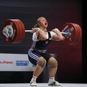 Tatiana Kashirina (25 ans, haltérophilie)