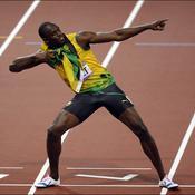 Finale du 200 m des JO de Londres