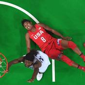 McCoughtry au tapis