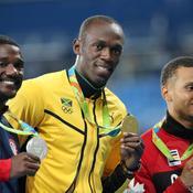 Bolt revient sur le lieu de ses exploits