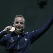 Alexis Raynaud (carabine 50 m 3 positions, tir) - Bronze