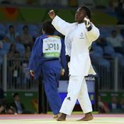 Clarisse Agbegnenou (judo, -63 kg) - Argent