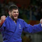 Cyrille Maret (judo, -100 kg) - Bronze