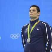 Florent Manaudou (50 m nage libre) - Argent