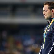 Renaud Lavillenie (perche, athlétisme) - Argent