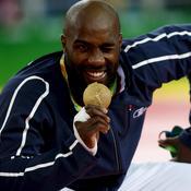 Teddy Riner (judo, + de 100kg) - Or