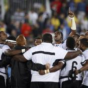 Le sacre des rugbymen fidjiens