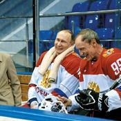L'ami de Poutine