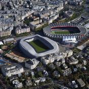 Parc des Princes et du Stade Jean-Bouin