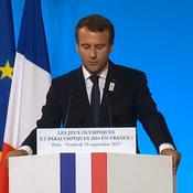 Macron : «Nous allons réformer le modèle sportif français»