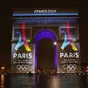 Revivez la présentation du logo Paris 2024