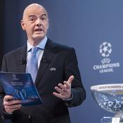 Fifa : les clubs européens derrière Gianni Infantino