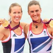 Helen Glover-Heather Stanning