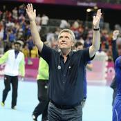 JO 2012 Handball Claude Onesta