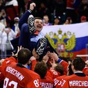 JO 2018 : 9e titre olympique pour les hockeyeurs russes