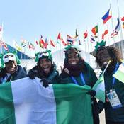 Bobeuses nigérianes, fondeur équatorien, slalomeur érythréen… les Jeux s'universalisent