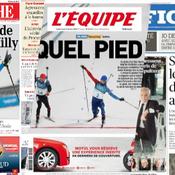 Fourcade en or : la presse française dithyrambique