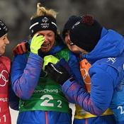 JO 2018 : En larmes, Marie Dorin-Habert craque après sa dernière course