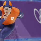 JO 2018 : Sven Kramer, roi du patinage de vitesse