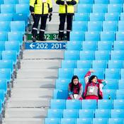 Les touristes ont boudé la Corée du Sud malgré les JO