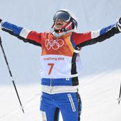 Martinod «une grande championne» saluée par les Bleus