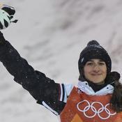 JO 2018 : Perrine Laffont, la force du rêve olympique