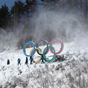 JO 2018 : PyeongChang grelotte, les athlètes ne s'inquiètent pas