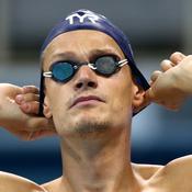 Agnel réplique: «Même avec 50 de fièvre, je serais allé nager»
