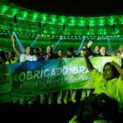La flamme des Paralympiques s'est éteinte à Rio