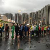 Le McDonald's du village olympique «assiégé» par les athlètes