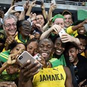 Rio 2016 : Le selfie de la gloire