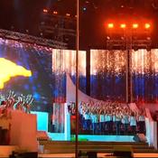 Pendant ce temps, les Russes s'affrontent dans leurs Jeux Paralympiques