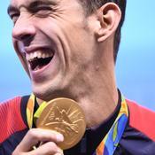 Phelps, révérence en or pour la référence
