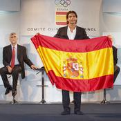 Rafael Nadal, porte-drapeau de l'Espagne à Rio